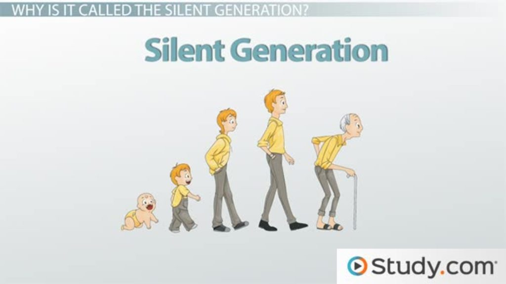 generation y definition characteristics personality traits  the silent generation definition characteristics facts
