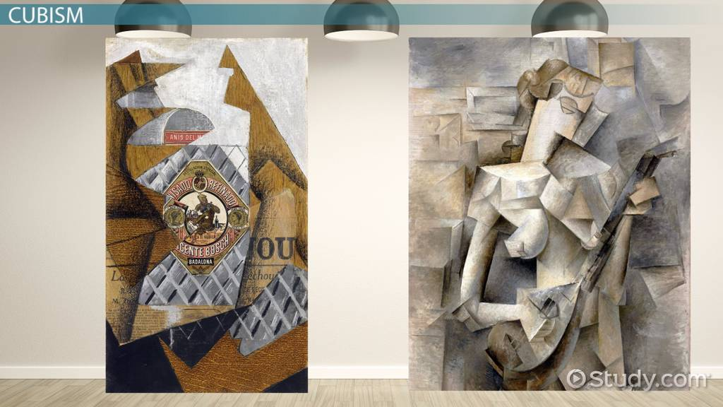 Analytical Cubism Vs Synthetic Cubism Video Amp Lesson