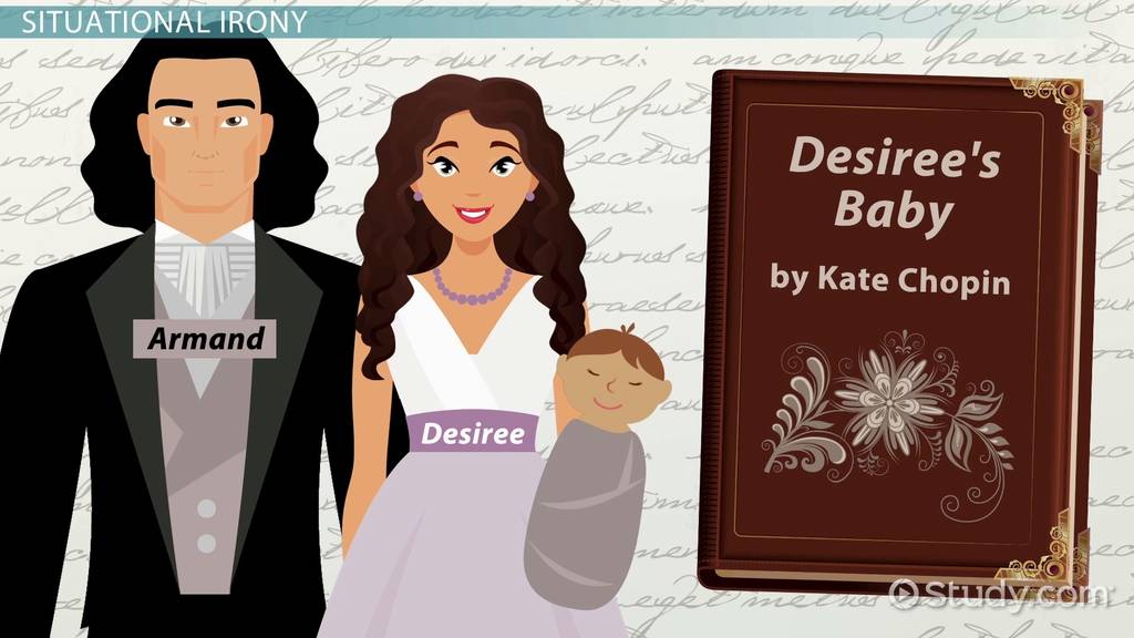 An analysis of the topic of desirees baby story