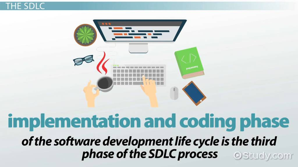 implementation  u0026 coding phase in sdlc