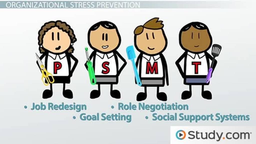 stress management individual and organizational techniques stress management individual and organizational techniques methods video lesson transcript com