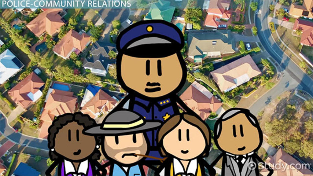 the history of police-community relations  analysis  u0026 strategies