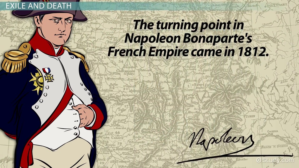 the rise of the empire of napoleon bonaparte None, however, were as large as the man to become emperor of the french empire, napoleon bonaparte in this lesson, we will explore napoleon's rise to greatness early life & military career.