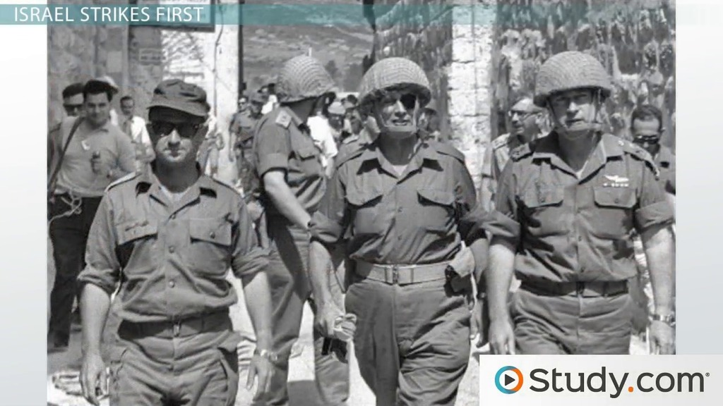 a history of the six day war Shop amazon - give the gift of amazon prime greatest tank battles - the six day war - the arab israeli war 1967 (documentary) thanks for watching history life discovery science technology tech learning education national nature geographic earth planet channel.