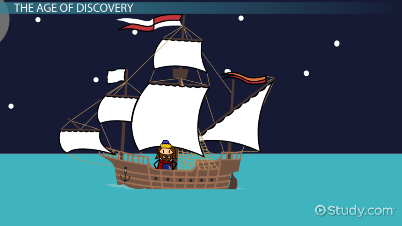 christopher columbus discoveries history summary video the age of discovery timeline explorers