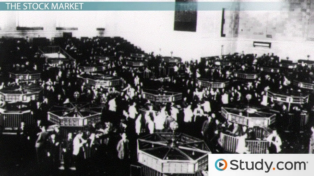 American Economy In The 1920s Consumerism Stock Market