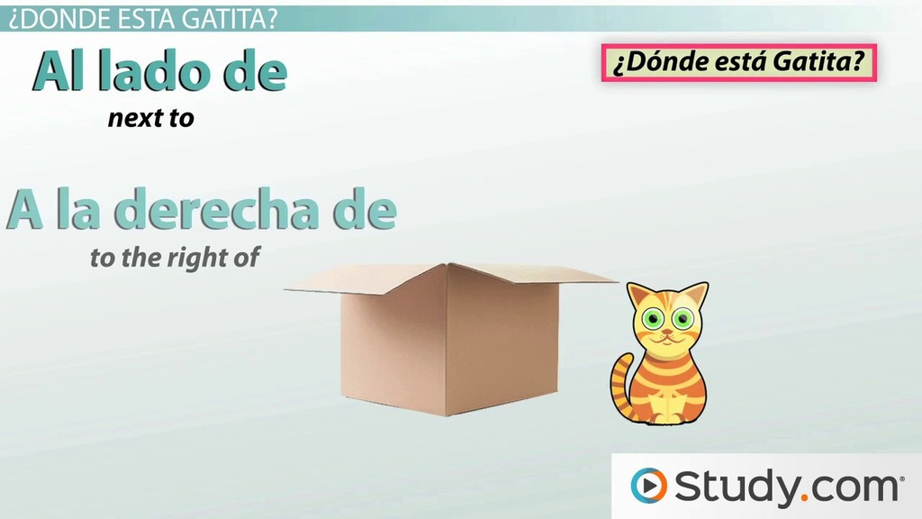 List of Spanish Question Words: Practice & Uses - Video & Lesson ...