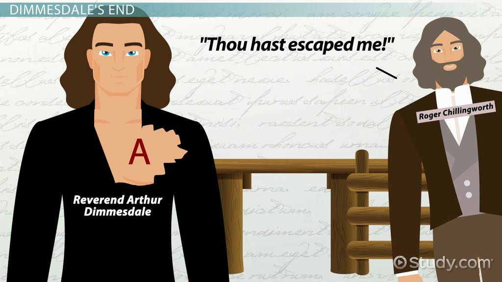 dimmesdale quotes from the scarlet letter: examples & analysis