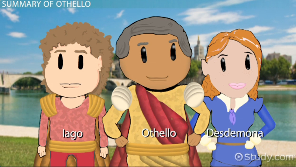 the tragic character of iago in the play othello Othello othello character othello was first mentioned in a revels account of 1604 when the play was actors have alternated the roles of iago and othello in.