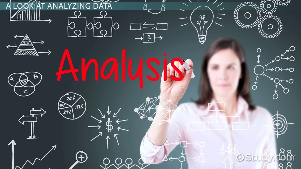 What Is Data Analysis  Definition  Overview  Video  Lesson