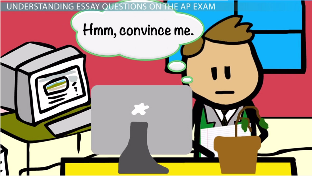 understanding and answering the essays on the ap chemistry exam  understanding and answering the essays on the ap chemistry exam video lesson transcript com