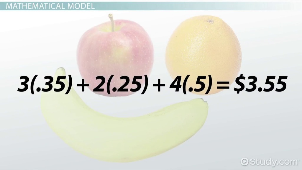 Types of Mathematical Models - Video & Lesson Transcript