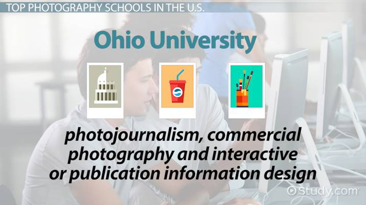 best photography schools and colleges in the united states