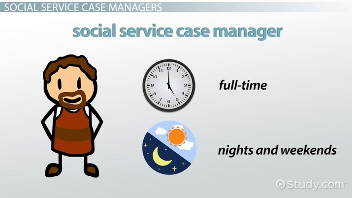 become a social service case manager education and career roadmap