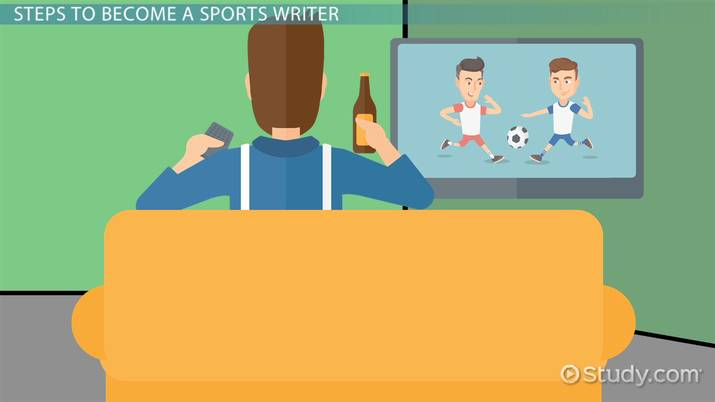 Become A Sports Writer Education And Career Roadmap
