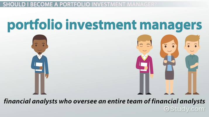 How To Become A Portfolio Investment Manager