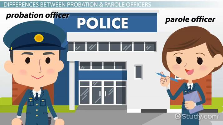 Probation Officers And Parole Officers  What Is The Difference