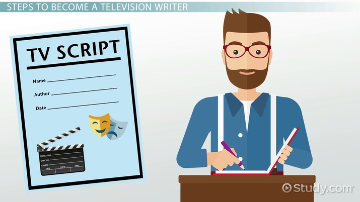 become a television writer training and education requirements