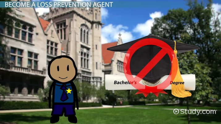 How to Become a Loss Prevention Agent