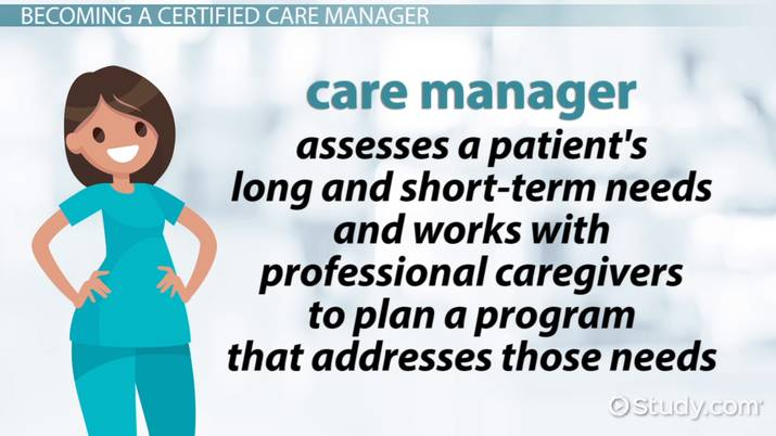How To Become A Certified Care Manager Step By Career Guide