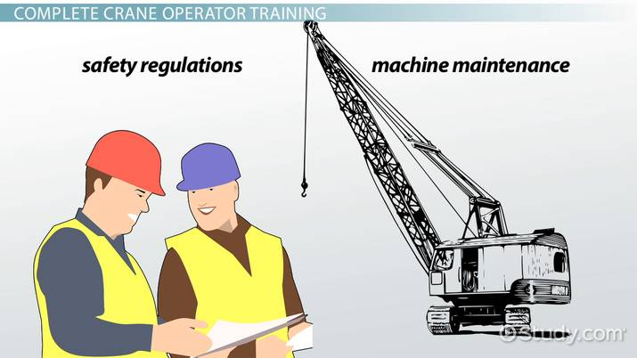become a certified crane operator  education and career