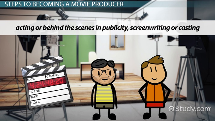 How To Become A Movie Producer Education And Career Roadmap