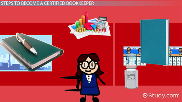 becoming a certified bookkeeper: step-by-step career guide