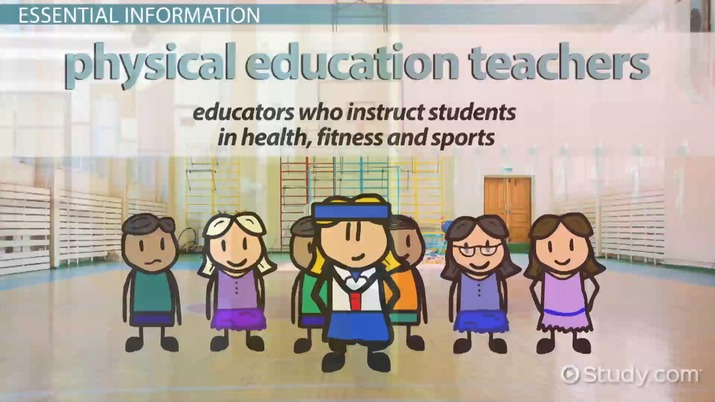 Physical Education Teacher How To Become A PE