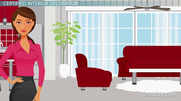 become a certified interior decorator cid step by step guide