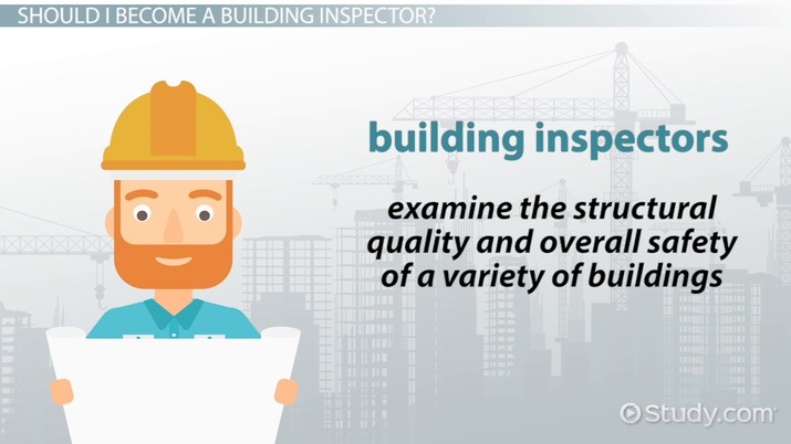 how to become a building inspector | education and career roadmap