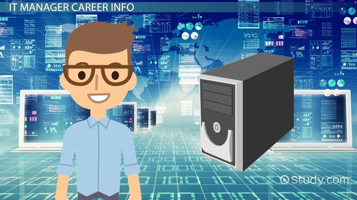 Technology Management Image: How To Become An Information Technology Manager