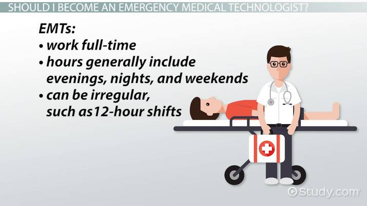 How To Be An Emergency Medical Technologist