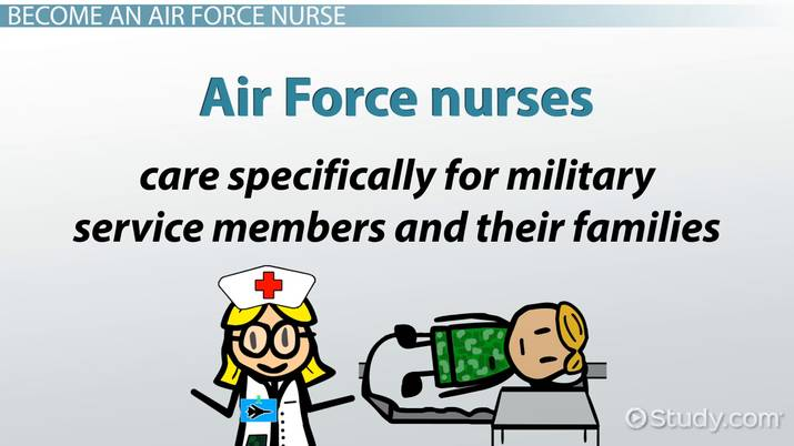 Become An Air Force Nurse Education And Career Roadmap