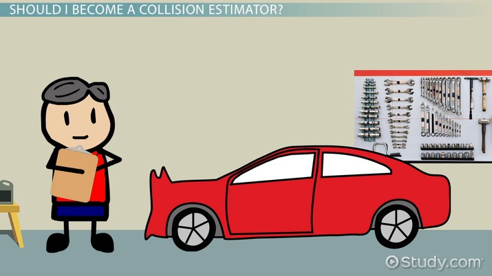 How To Become A Collision Estimator Step By Step Career Guide