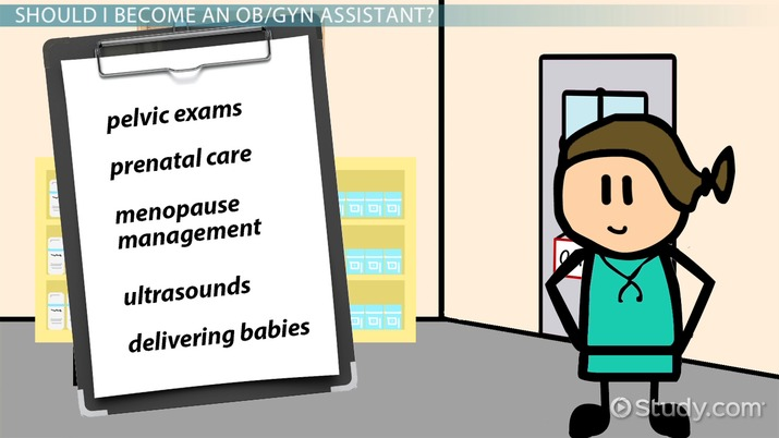 How To Become An OBGYN Assistant