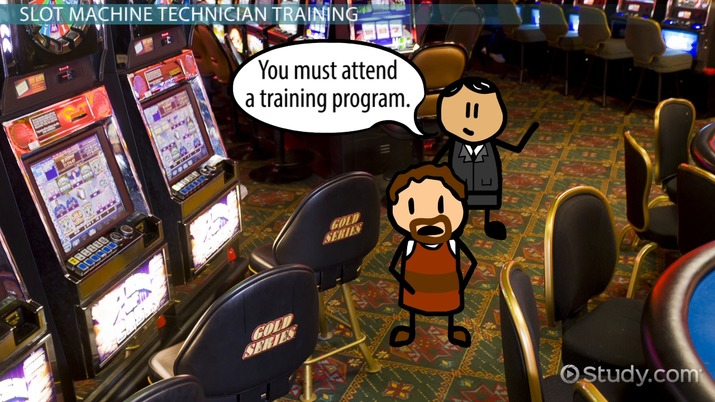 Slot machine tech training names of all poker hands