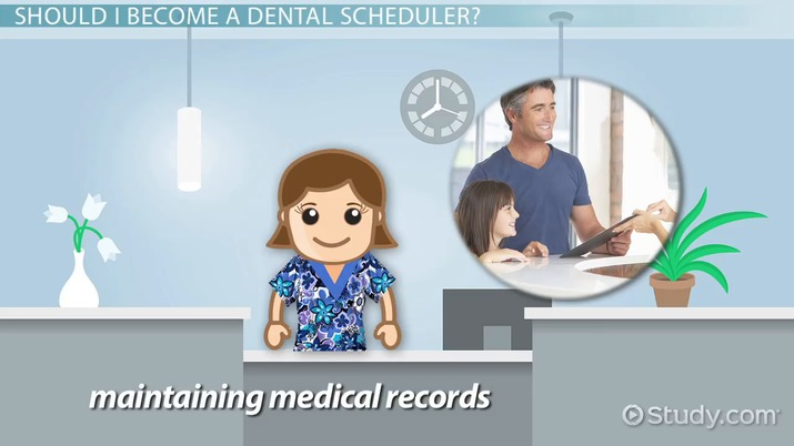 eab70252e9 How to Become a Dental Scheduler: Education and Career Roadmap