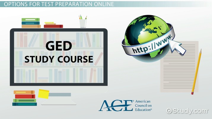 take the ged online | overview of your online ged test options