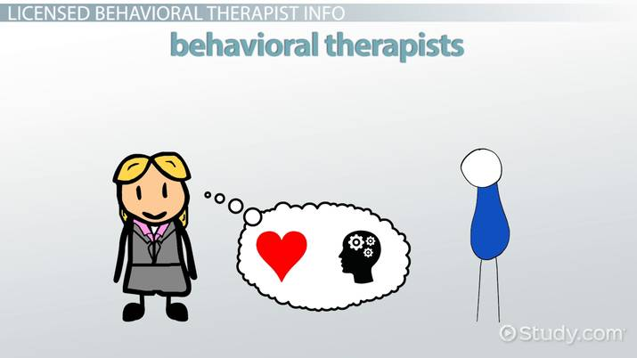 How To Become A Licensed Behavioral Therapist