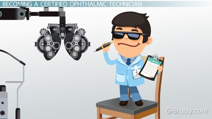 Become A Certified Ophthalmic Technician Education And Career Roadmap