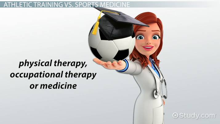 Athletic Training And Sports Medicine Majors Whats The Difference