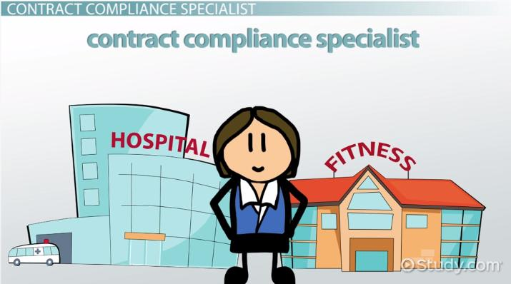 duties and responsibilities of a compliance specialist