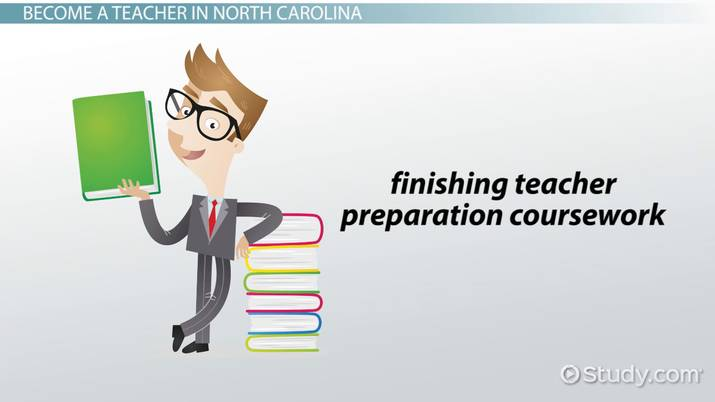how do i become a teacher in nc | education requirements