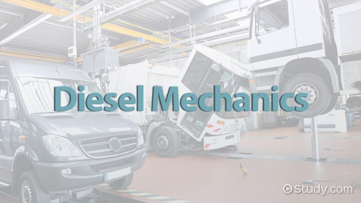 How To Become A Diesel Mechanic Education And Career Roadmap