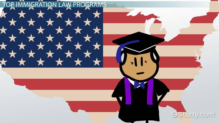 List Of The Best Immigration Law Schools And Colleges In The Us