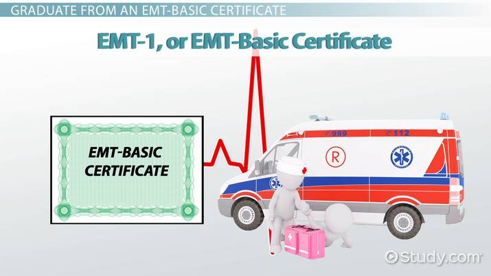 emt - 1: overview of how to get your emt basic certification