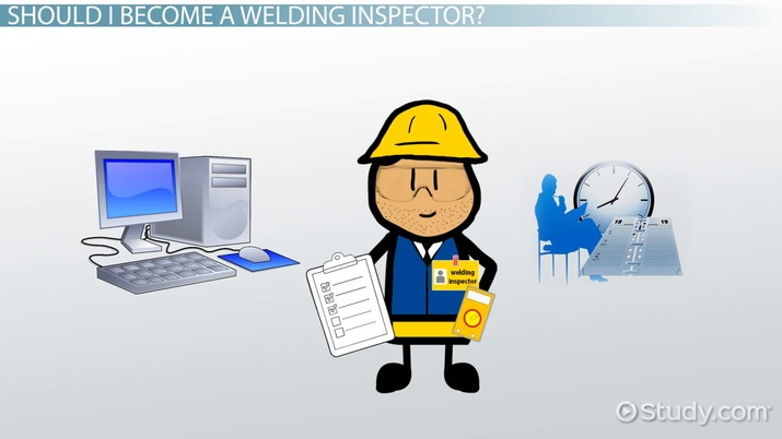 how to become a welding inspector: step-by-step career guide