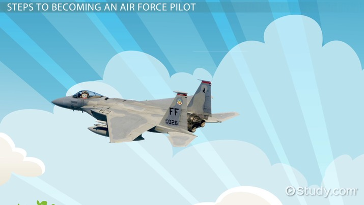Become An Air Force Pilot Step By Step Career Guide