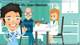 Jean Watson: Biography and Nursing Theory of Caring