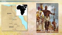 Africa's First Civilizations: Egypt, Kush & Axum